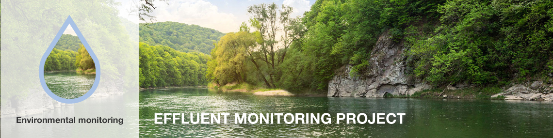 Freshwater environment EFFLUENT MONITORING PROJECT